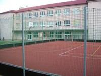 Rekreační sportování na hřištích škol Krásné Pole